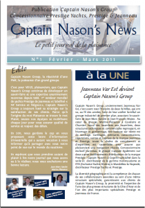 Captain Nason's news N 1