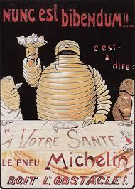 Exemples de génération de contenu : le guide Michelin