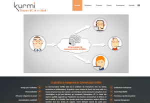 nouveau site web kurmi software