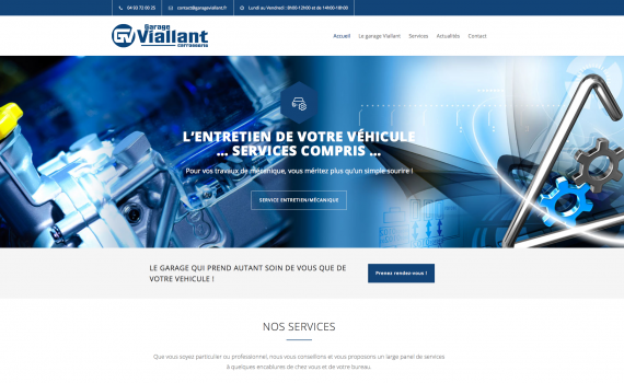 site web garage viallant nice 4