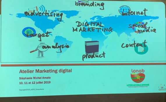 atelier de marketing digital