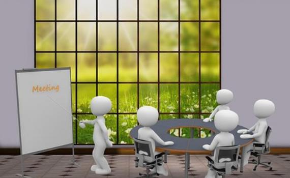 Mener une réunion d'équipe